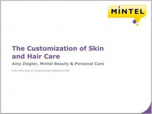 Customization of Hair & Skin Care for Mass Appeal