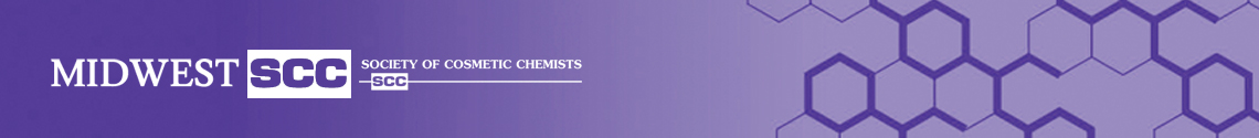 Midwest Chapter of the Society of Cosmetic Chemists header image