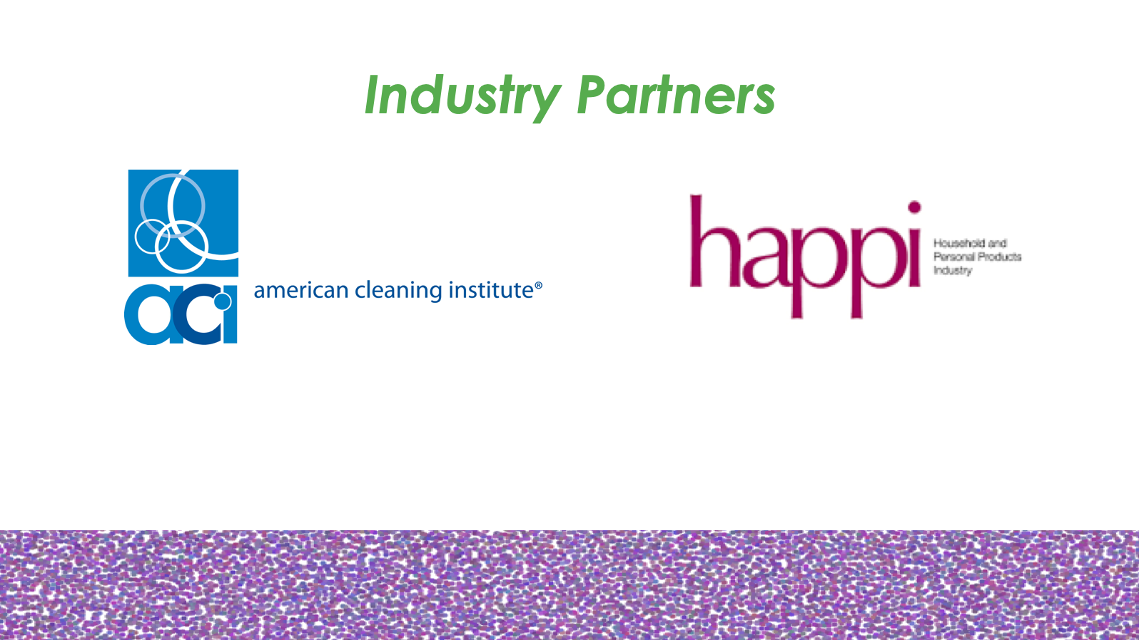 Industry Partners slider